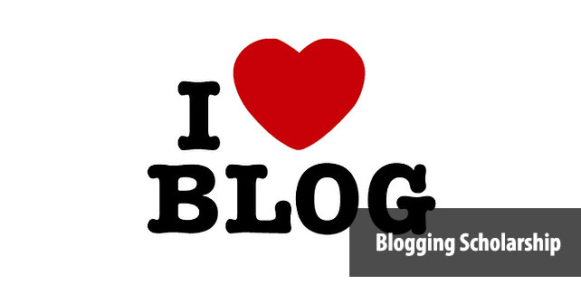 blogging-scholarship-featured