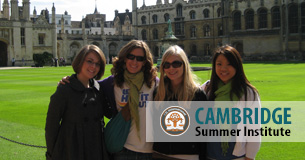 About Cambridge Summer Institute