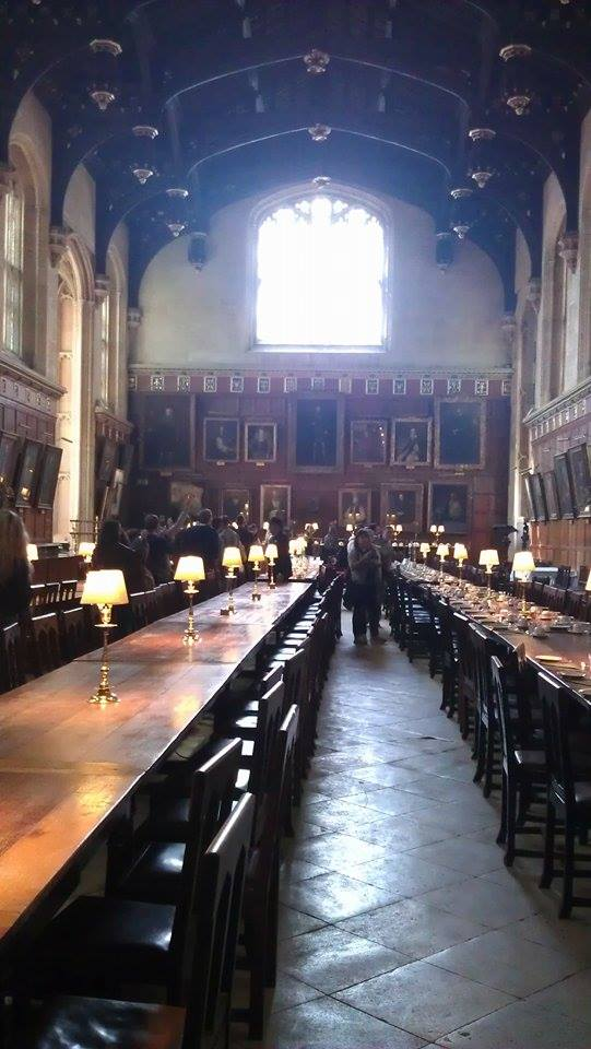 Dining Hall at Christ Church