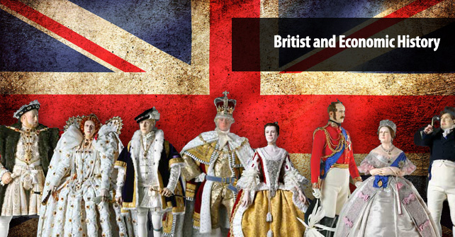 british economic history The social and economic impact of british rule in india right from the beginning of their relationship with india, the british, who had come as traders and had.